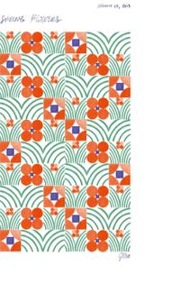 Gizem Vural, Spring Flowers