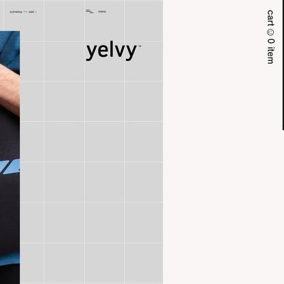 yelvy™ - online store