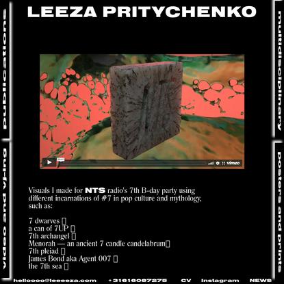 Elizaveta (LEEZA) Pritychenko