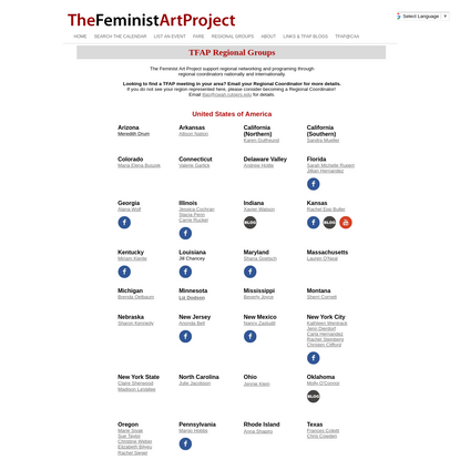The Feminist Art Project
