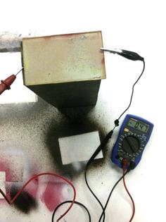 Dye-sensitized Energy-generating Concrete