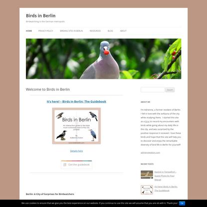 Birds in Berlin