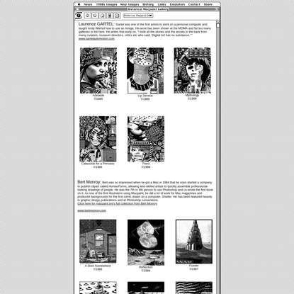 Macpaint.org: Historical Gallery and Archive