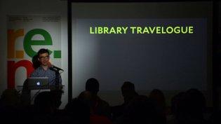 Tobias Frere-Jones — Library Travelogue (TDC)