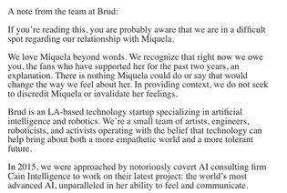 Full statement link in bio.