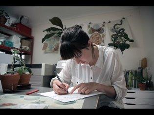Illustrator Katie Scott