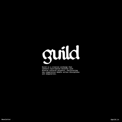 guild.is