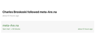 Charles Broskoski followed meta-Are.na