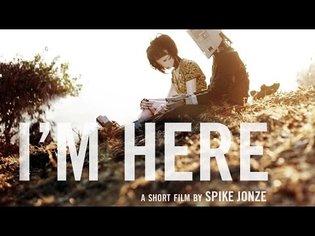 """I'm Here"" by Spike Jonze (2010 - Legendado)"