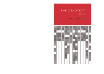 The Xenotext: Book 1