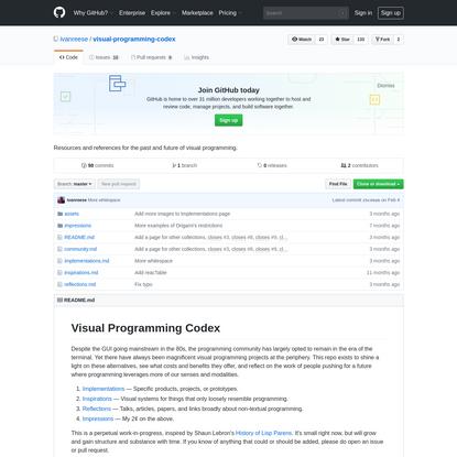 ivanreese/visual-programming-codex