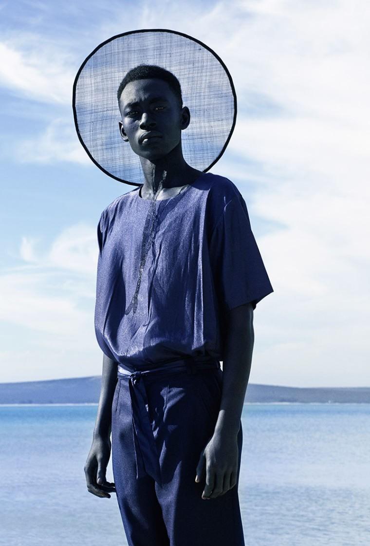 Lukhanyo Mdingi SS16 Lookbook