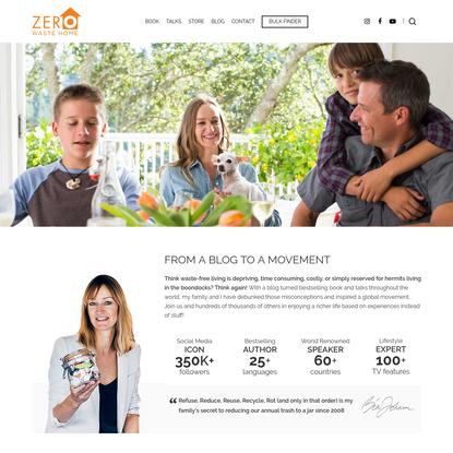 Home - Zero Waste Home