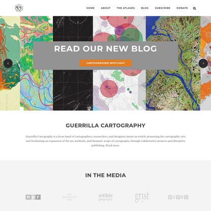 Guerrilla Cartography