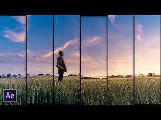 Animated GRID for Photos & Videos | After Effects Tutorial