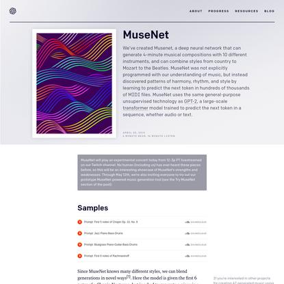 MuseNet