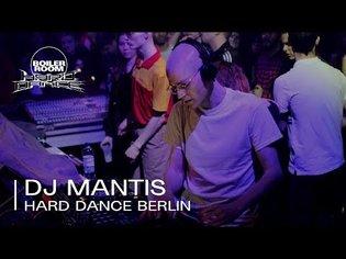 DJ Mantis | HARD DANCE Berlin
