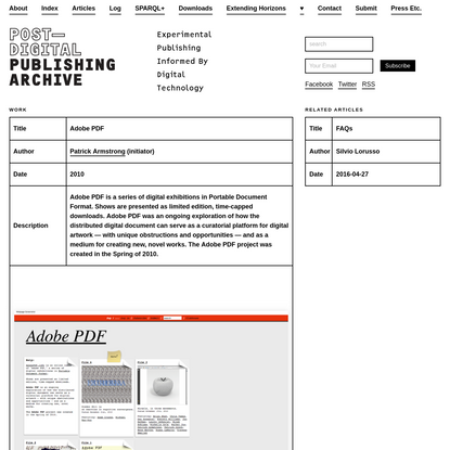 Adobe PDF | P-DPA
