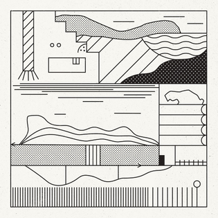 Abstract Layers of Territory: Maps by David Lemm