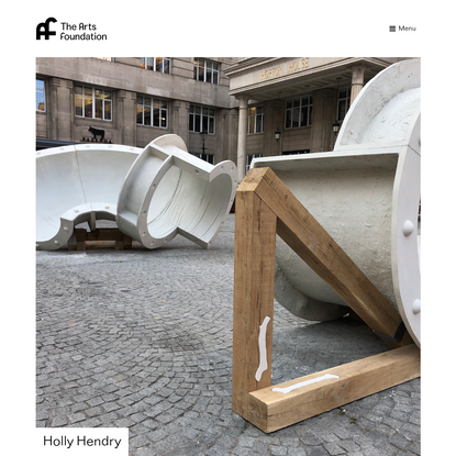 Arts Foundation | Hendry, Holly