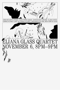 Eliana Glass Quartet - Nov. 6