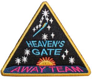 Heaven's Gate Away Team Patch