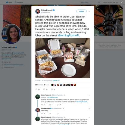 Shiba Russell on Twitter