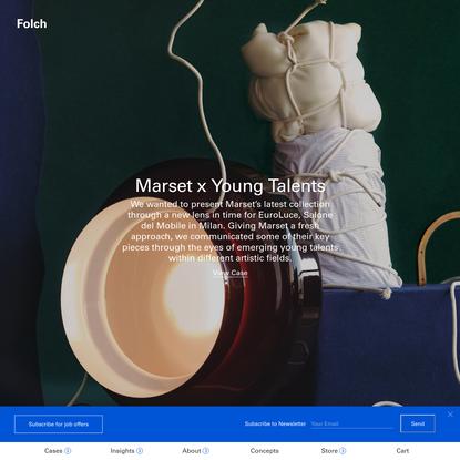FOLCH | A strategic narrative design studio