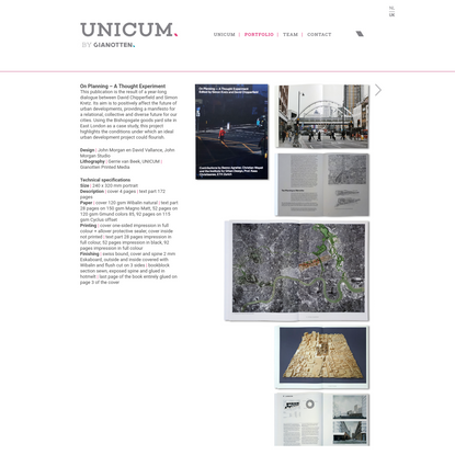 UNICUM | Gianotten Printed Media
