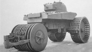 tricycle tank