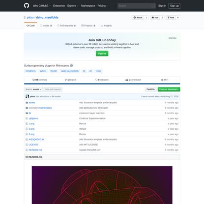 piktur/rhino_manifolds
