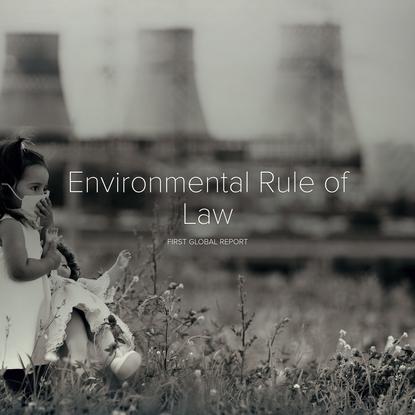 Environmental Rule of Law