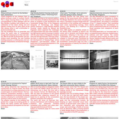 g8a architects - latest news