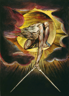 the ancient of days william blake
