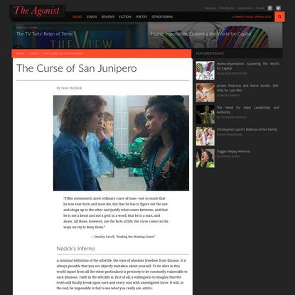 The Curse of San Junipero