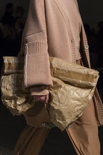 Erika Cavallini at Milan Fashion Week Fall 2018