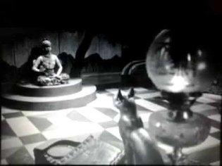 Devi Dja dancing in The Picture Of Dorian Gray.