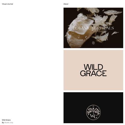Wild Grace - Visual Journal