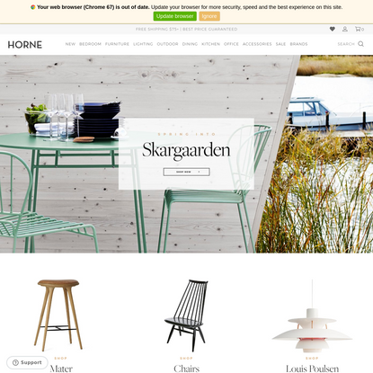 HORNE - Modern Decor, Furniture, Lighting and Accessories