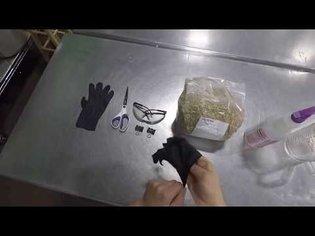 How to Grow Mycelium Material: Step 1