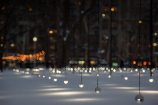 madison sq park project - white out