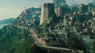 Themyscira (Island of Wonder Woman)