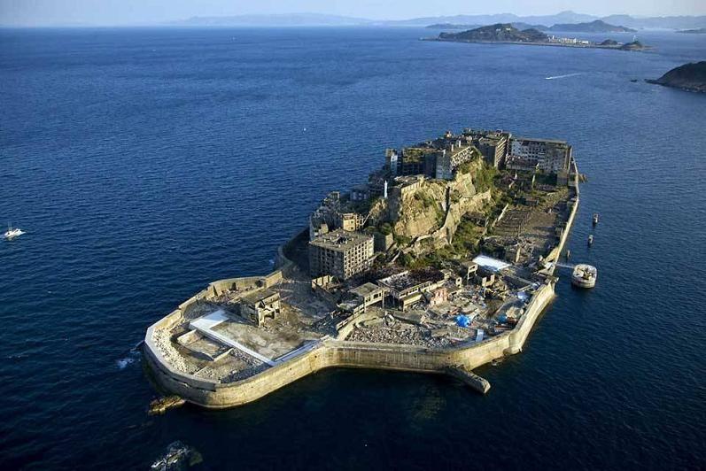 Hashima Island / Battleship Island