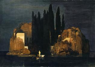 Isle of the Dead - Arnold Böcklin