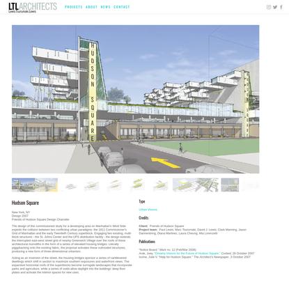 Hudson Square - LTL Architects