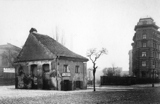 Location of Schlesisches Tor (1880), Kreuzberg, Berlin, SO36