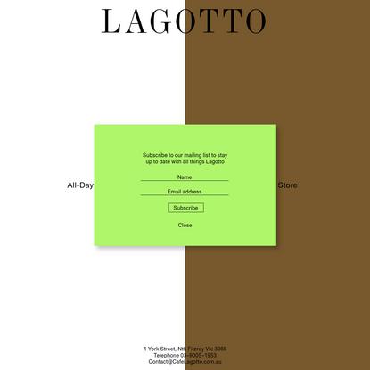 Lagotto