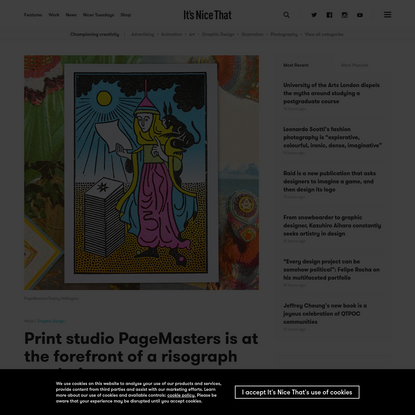 Print studio PageMasters is at the forefront of a risograph revolution