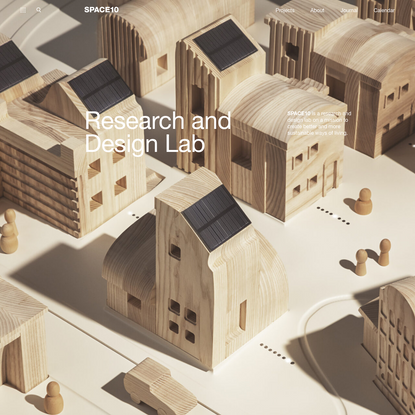 Research and Design Lab - SPACE10