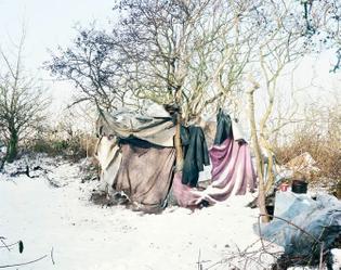 Calais, France, February 2009. Henk Wildschut.
